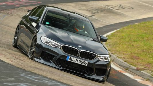 AC Schnitzer BMW M5 Is The Fastest M5 Around The Nürburgring