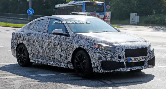 Scoop: BMW Testing 2-Series Gran Coupe On Public Roads