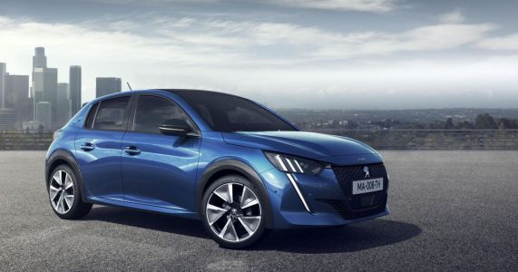The Chunky New Peugeot 208 Just Landed, And You Can Have It As An EV