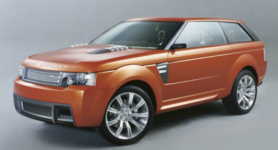 Land Rover' SVO Division Allegedly Considering A Two-Door Range Rover