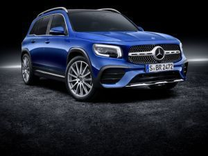 2020 Mercedes-Benz GLB 7-Seater Compact SUV Revealed