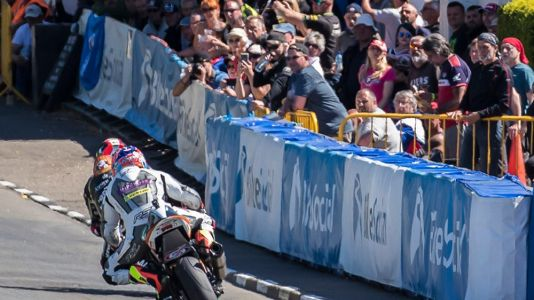 Midweek Action From The Isle Of Man Sees More Records Broken