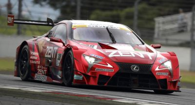 The Lexus LC 500 Is Dominating Japan's Super GT Championship