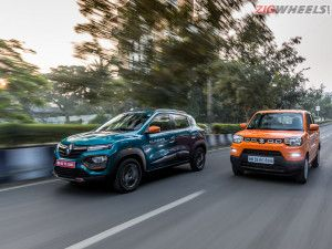 Maruti Suzuki S-Presso vs Renault Kwid Comparison Review