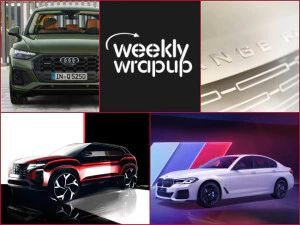 Top Car News India Tata Punch Volvo S90 and XC60 BMW 5 Series Carbon Edition Launched Next-Gen Range Rover Facelifted Hyundai Creta Teased And Mahindra XUV700 Deliveries