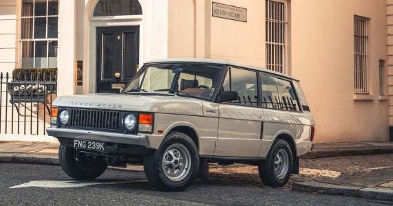 Buying A Classic Range Rover V8 Is One Way To Beat The ULEZ Expansion