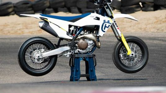 2019 Husqvarna FS 450 Supermoto First Ride Review