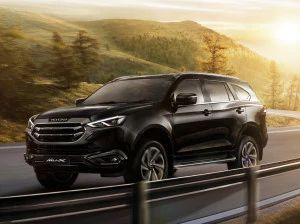 India-bound New Isuzu mu-X SUV With Significant Cosmetic And Mechanical Upgrades Launched In Thailand