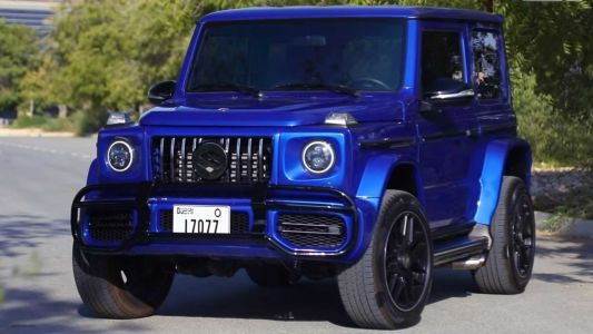 Suzuki Jimny G63 Lookalike Is Quite Accurate - Costs R170k