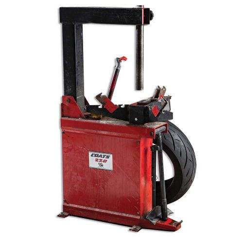 Coats Model 220 Manual Tire Changer Review
