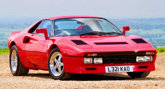 Toyota-Based Ferrari 288 GTO Replica Can Be Yours For £29,950