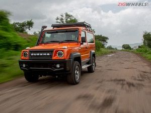 2021 Force Gurkha first drive review A good alternative to the Thar
