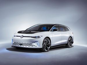 Volkswagen At 2019 LA Auto Show ID Space Vizzion Concept Globally Unveiled