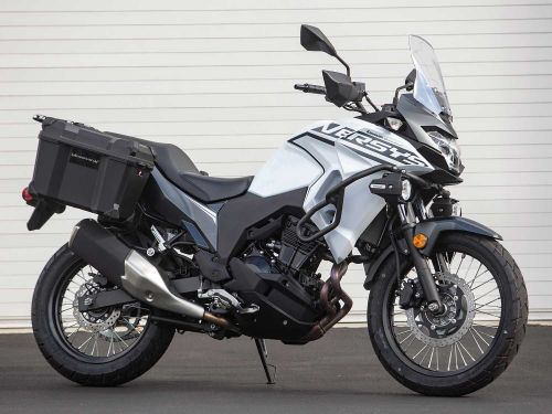 2020 Kawasaki Versys-X 300 MC Commute Review Photo Gallery