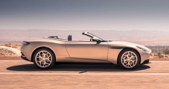 This Is The Stunning New Aston Martin DB11 Volante