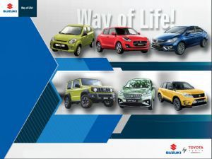 Suzuki By Toyota Kenya Marks First Step In Joint Collaboration