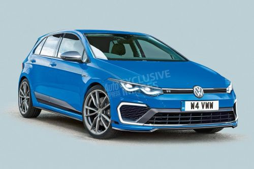 2020 Volkswagen Golf R To Be Fastest Ever With 405 HP