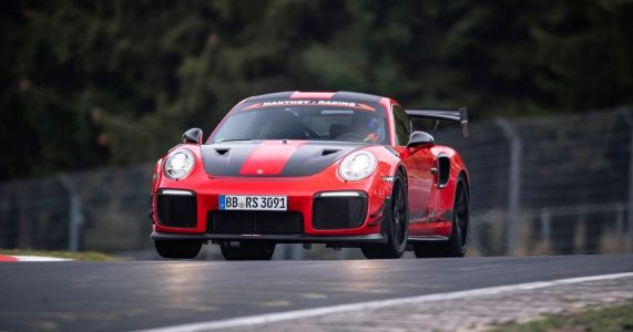 The 'Ring-Friendly Manthey 911 GT2 RS MR Upgrades Cost Nearly €100k