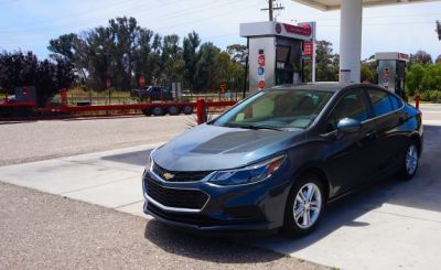 The Prince of Parsimony: Squeezing Max Mileage From a Chevy Cruze Diesel