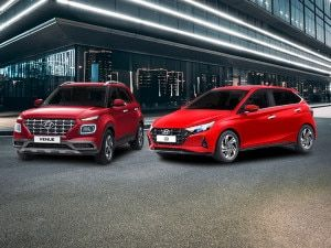 Kia Sonet vs Hyundai Venue 2020 Turbo-petrol iMT Performance And Fuel Efficiency Compared