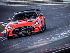 Mercedes-AMG GT Black Snatches The Fastest Road-Legal Ride Title From Lamborghini Aventador SVJ