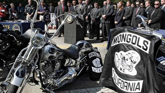 Mongols MC Fights For the Right To Wear Colors