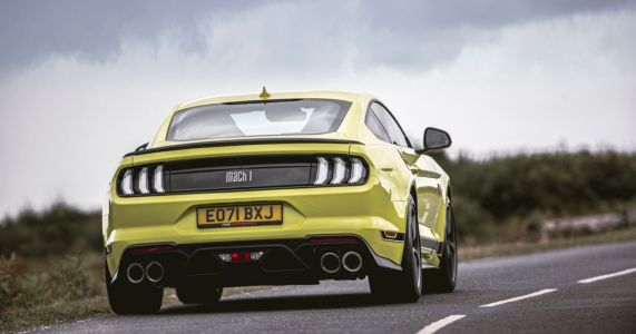 Ford Mustang Mach 1 Review: Still Not The Sharpest Tool, But You'll Love It