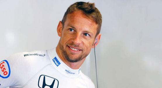 Jenson Button Will Race For Honda In Japan's Super GT Series Next Year