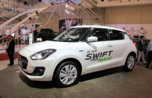 New Maruti Suzuki Swift Hybrid India-bound