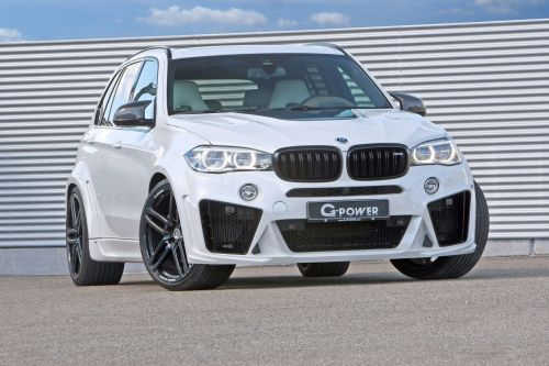 G-Power Kits BMW X5 With Typhoon Wide Body Kit Backed By Power