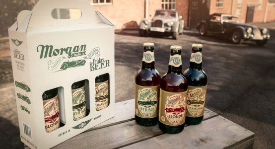 Bottoms Up: Morgan Partners With Friday Beer For A New Pilsner