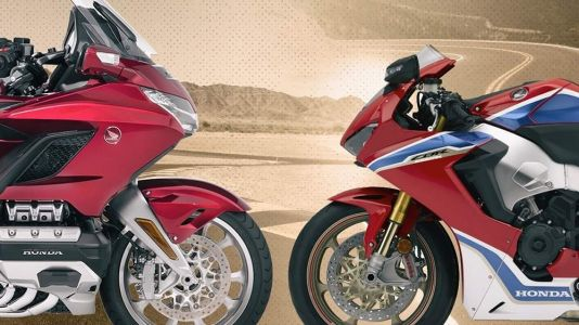 Would You Rather Go Cross-Country On A Honda CBR Or Do A Trackday On A Gold Wing?