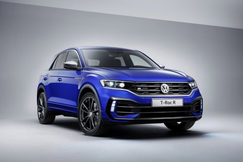 Volkswagen T-Roc R Revealed With 296 HP