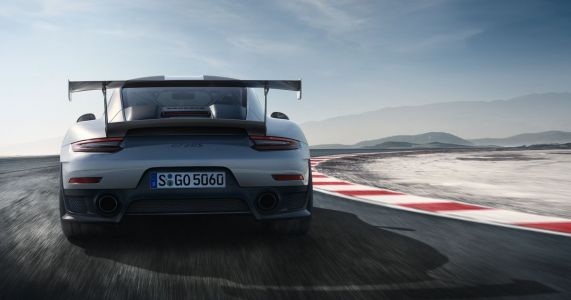 Porsche Is Restarting 911 GT2 RS Production To Build Just Four Cars