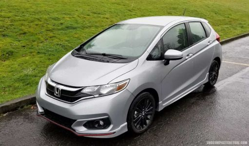 Quick Drive: 2018 Honda Fit Sport