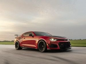 Hennessey Exorcist 30th Anniversary Camaro ZL1 Revealed With 1000PS Supercharged V8