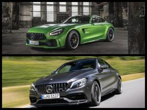 Mercedes-AMG C63 Coupe GT R India Launch On May 27