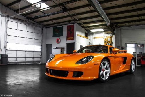 This Low Mileage PTS Porsche Carrera GT Will Set You Back R18 Million