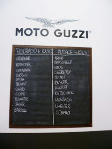 Back to Mandello - Moto Guzzi Eldorado and Audace launch