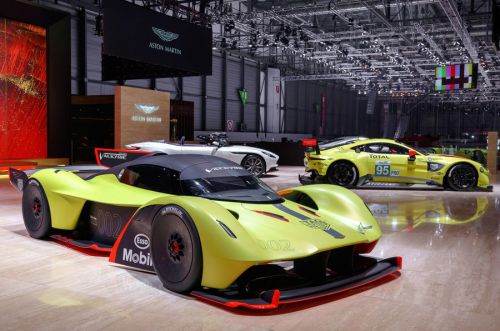 Aston Martin Valkyrie Could Be More Extreme Than A Formula One Car