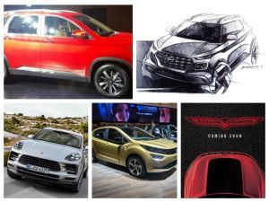 Top 5 Car News Stories Of The Week MG Hector Images Leaked Production-spec Tata Altroz Spied Hyundai Venue Connected Features And More