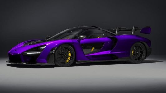 This McLaren Senna Is Coming To South Africa