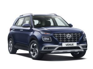 Hyundai Venue Launched Heres Everything You Need To Know