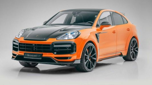 Mansory Packages for Porsche Cayenne and Cayenne Coupé Revealed