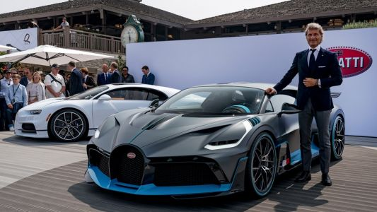 Bugatti CEO To Take Charge Of Lamborghini