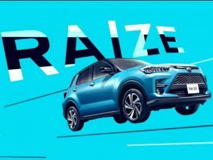India-bound Toyota Raize Rise Compact Sub-4m SUV Leaked Ahead Of November Global Debut