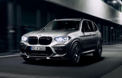 BMW X3 M Competition Pumped to 592 HP By AC Schnitzer