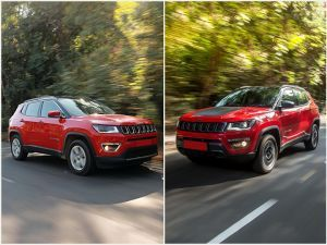 Jeep Compass vs Trailhawk Whats Different And Is It Worth The Extra Dough