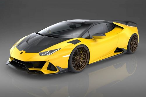 Lamborghini Huracán EVO Gets Carbon Fibre Package From 1016 Industries