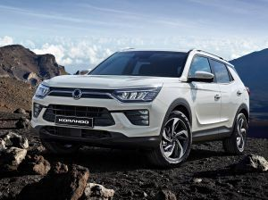 All-new SsangYong Korando Unveiled Likely To Adorn XUV500 Badge Here